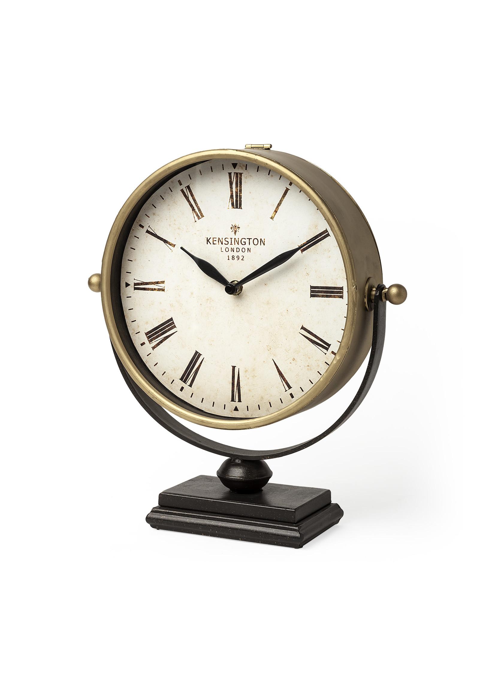 Houston Clock 12x13