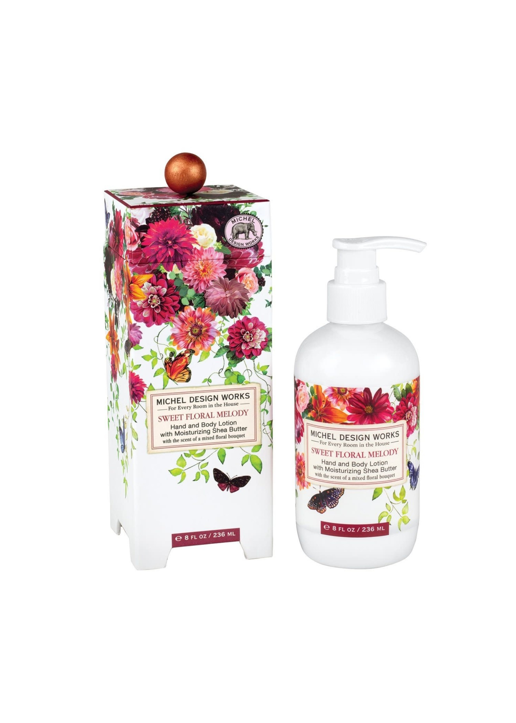 SWEET FLORAL MEDLEY LOTION