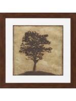 Wall Art:  Lone Tree 1 30x30
