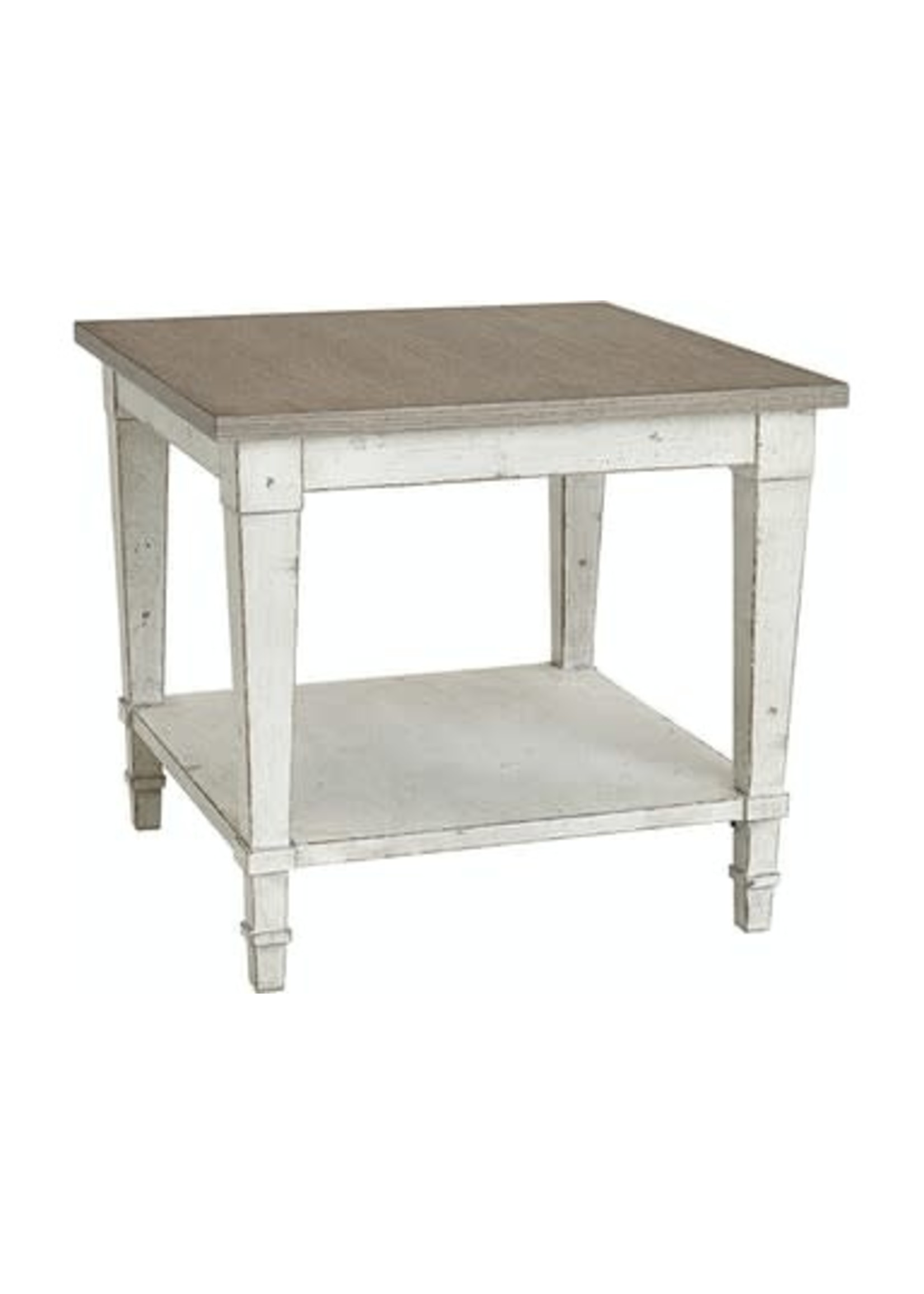 BELLA TWO TONE BUNCHING COCKTAIL TABLE
