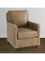 TRENT LEATHER ACCENT CHAIR