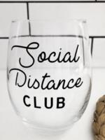Jemdesigns Stemless Wine Glass | Social Distance Club
