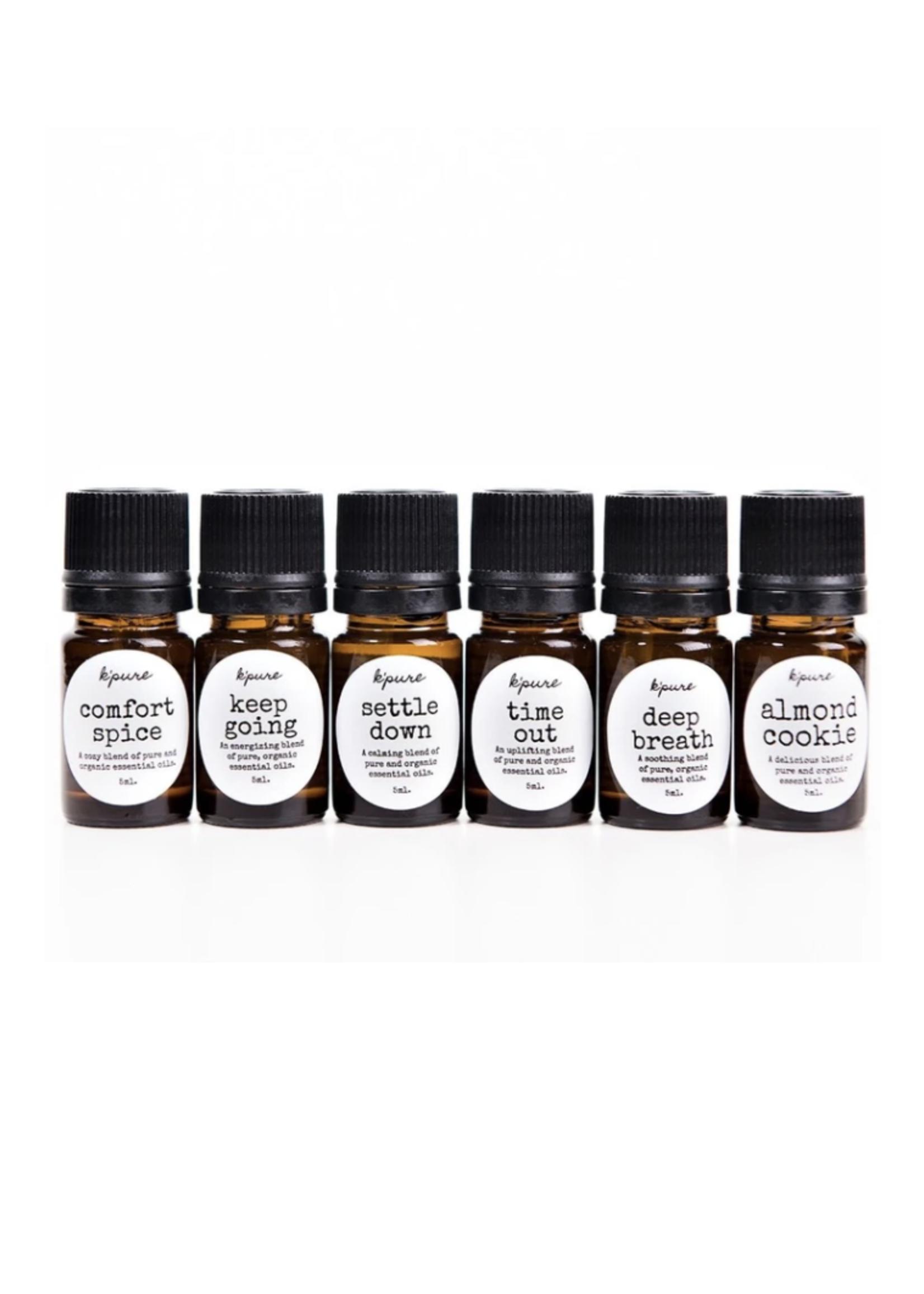 K'Pure Essential Oil Diffuser Blend