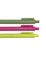 Little Goat Paper Co Pens For Plant Lovers