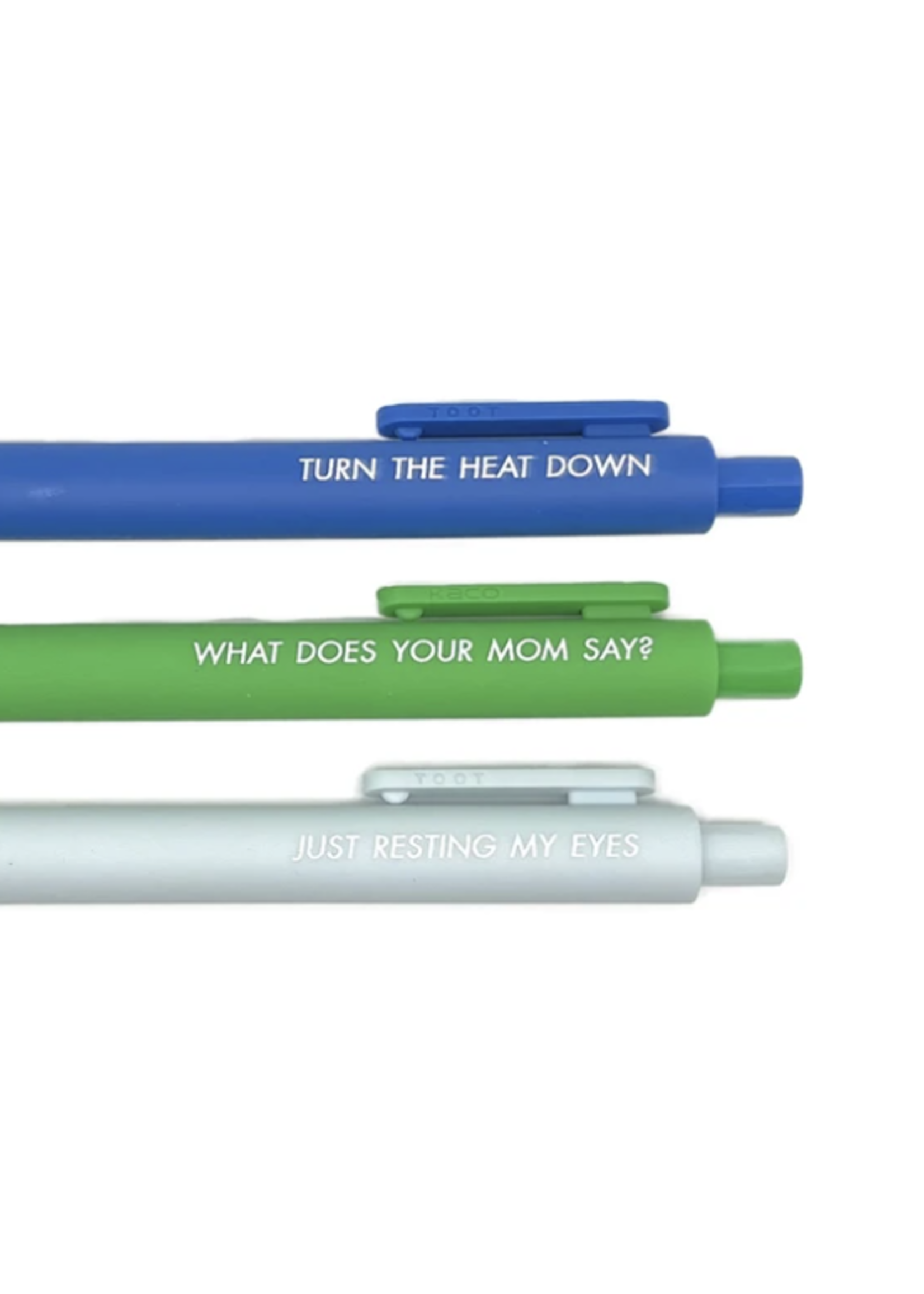 Little Goat Paper Co Pens For Dads Who Need A Break