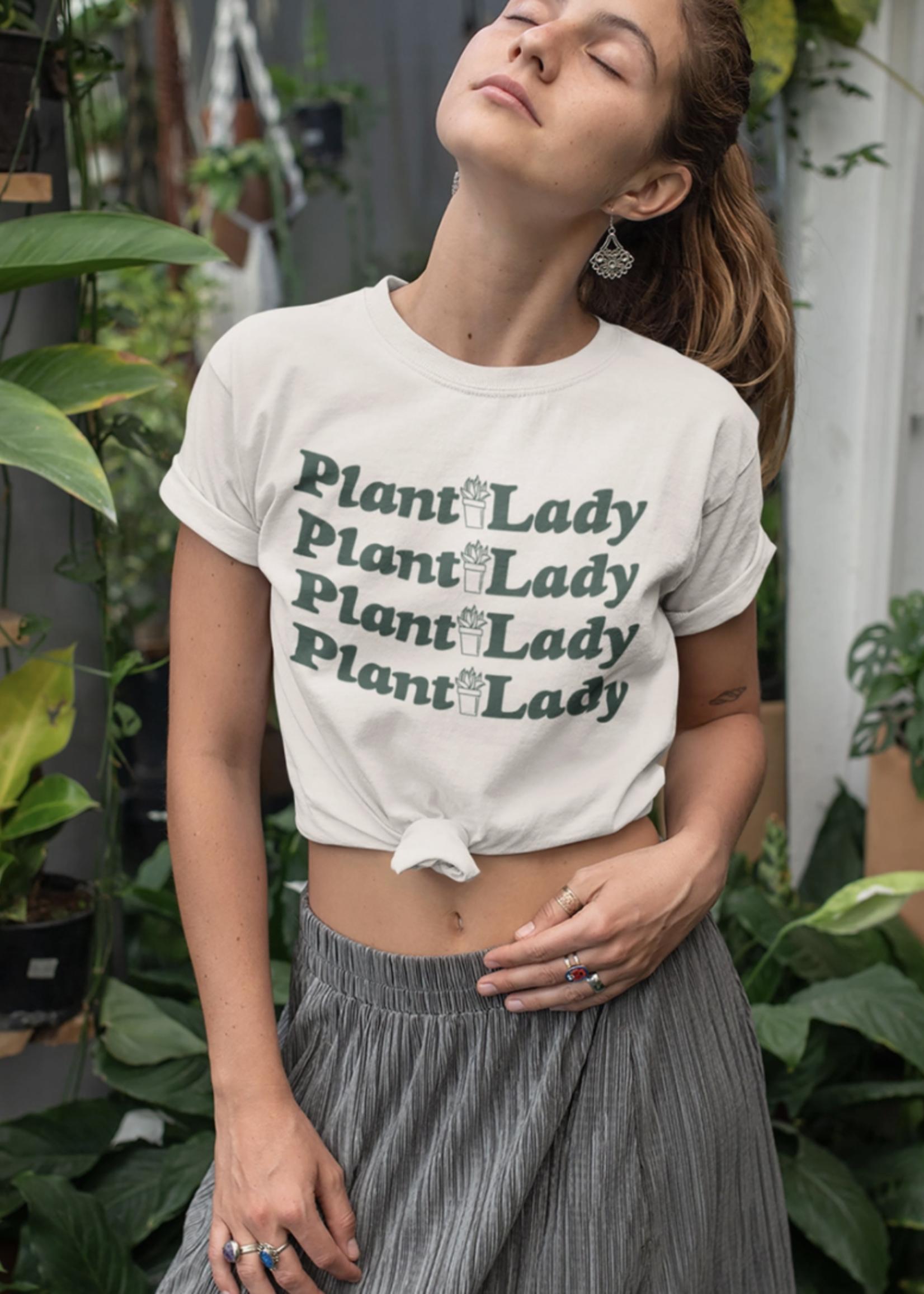 Kaeraz Plant Lady Tee