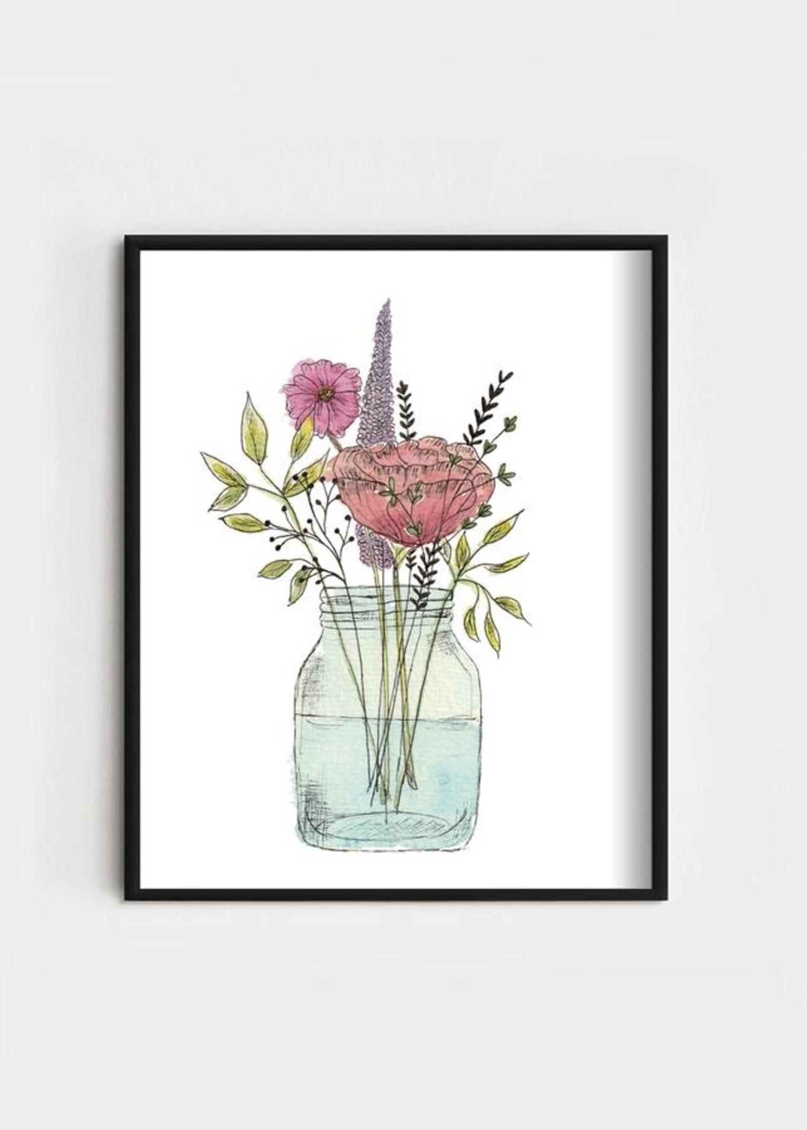 Kaitlin Hargreaves Art Watercolour Prints
