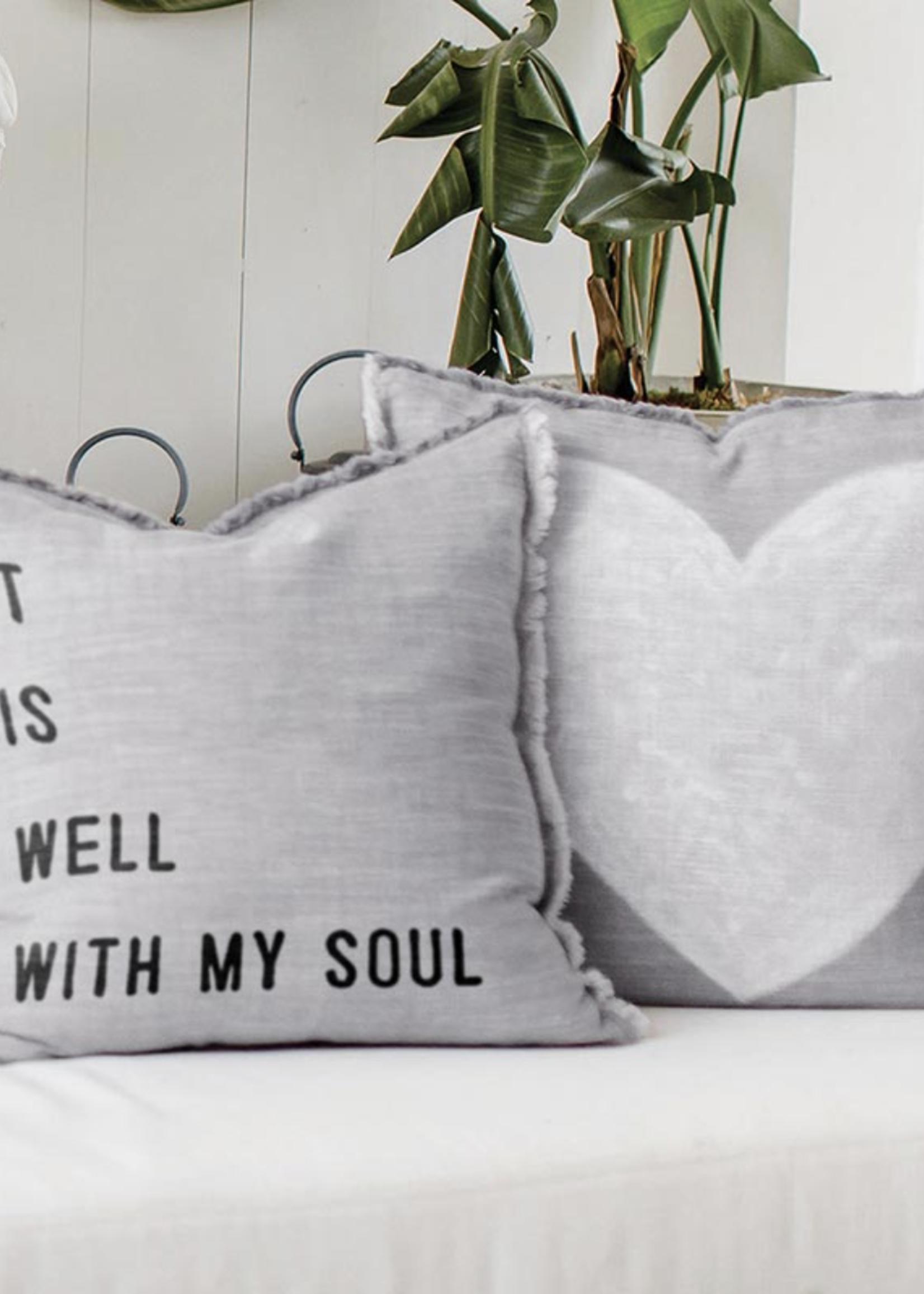 """SB Design Studio 26"""" x 26"""" Euro Pillow"""