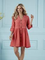 Mud Pie Addison Button-Up Dress
