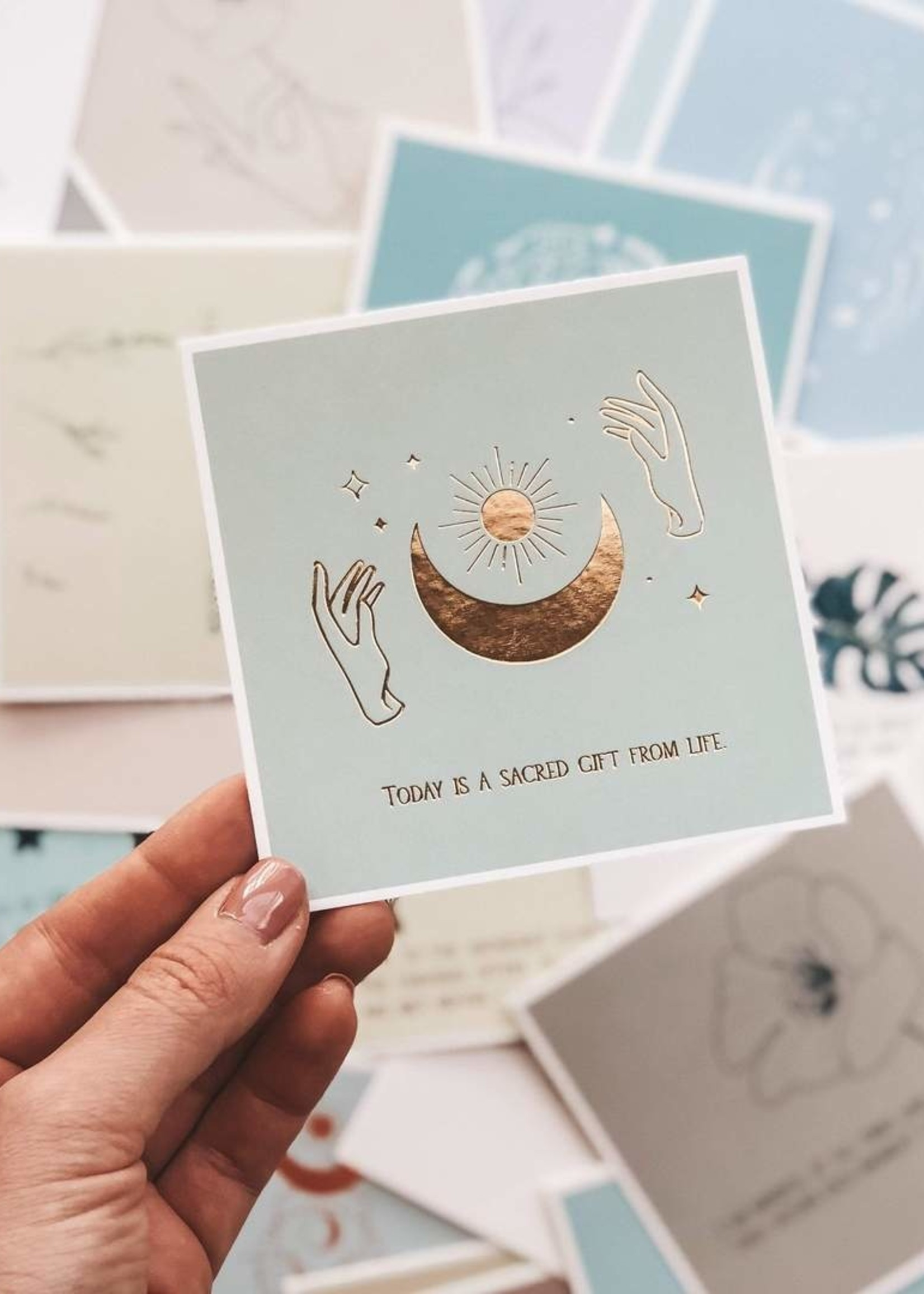 The Lamare Be You | Affirmation Cards