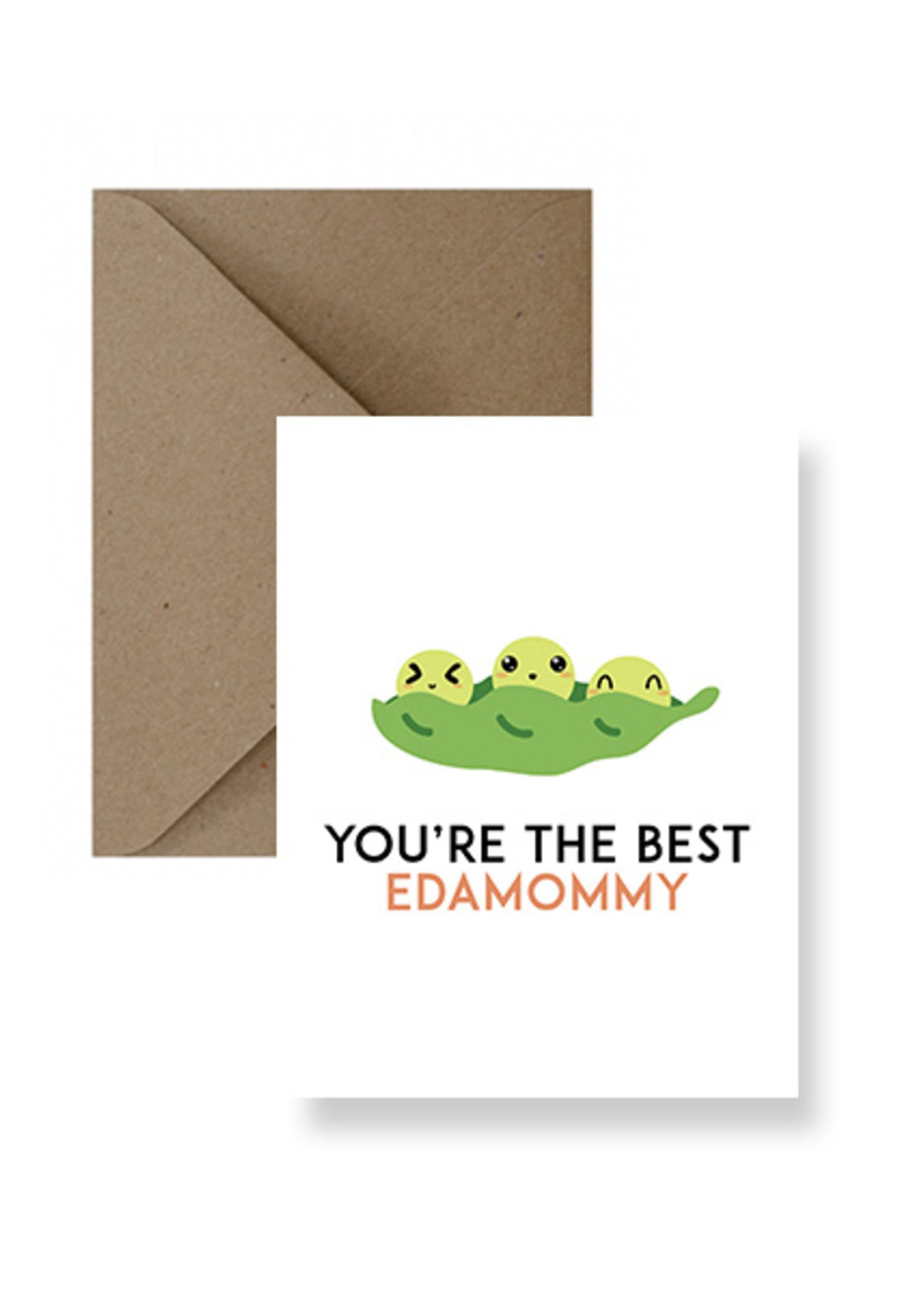 IMPAPER Best EdaMommy Card