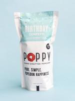 Poppy Handcrafted Birthday Confetti Popcorn