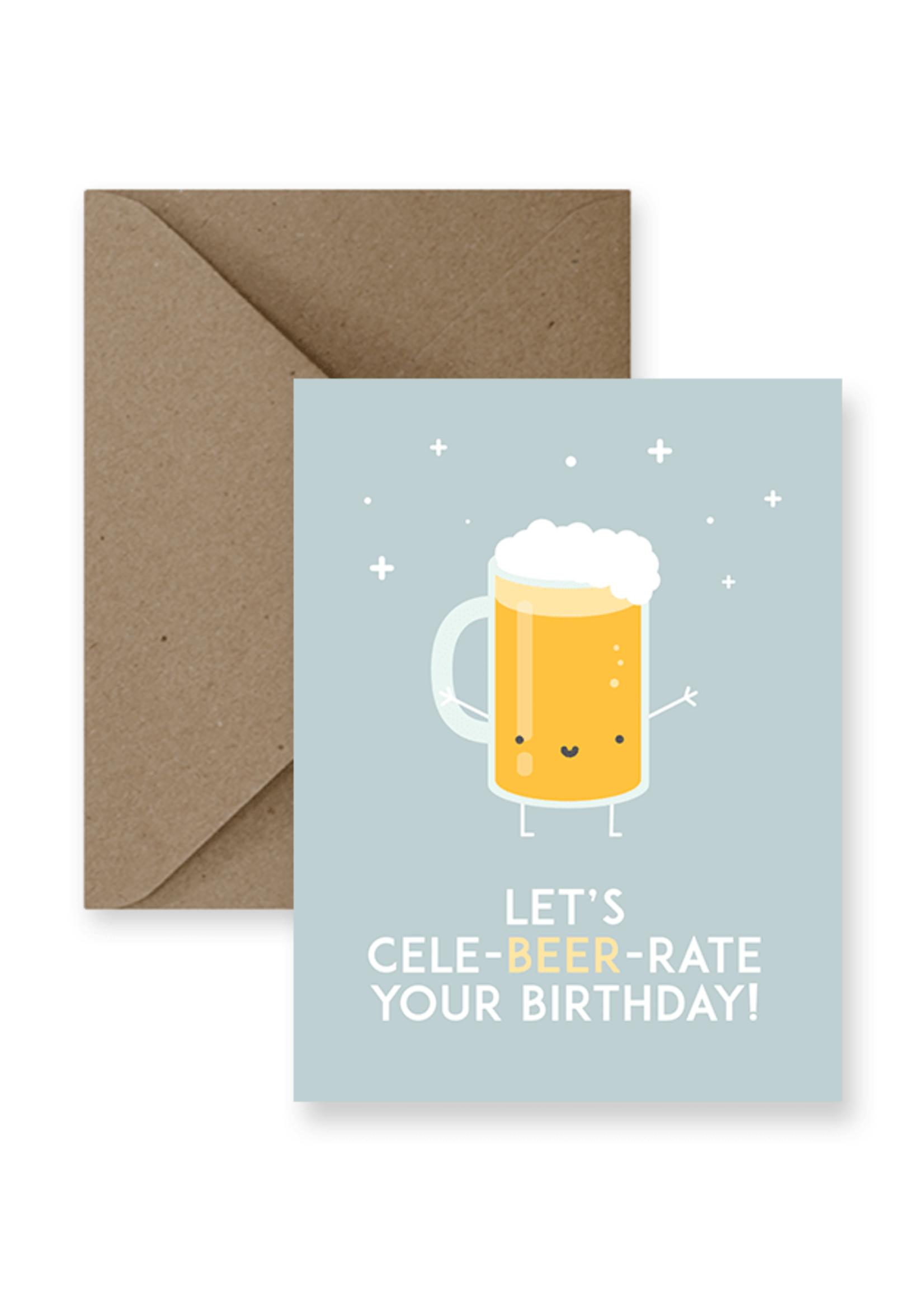 IMPAPER Cele-Beer-Ate Birthday