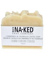 Buck Naked Soap Company Chamomile & Calendula Soap