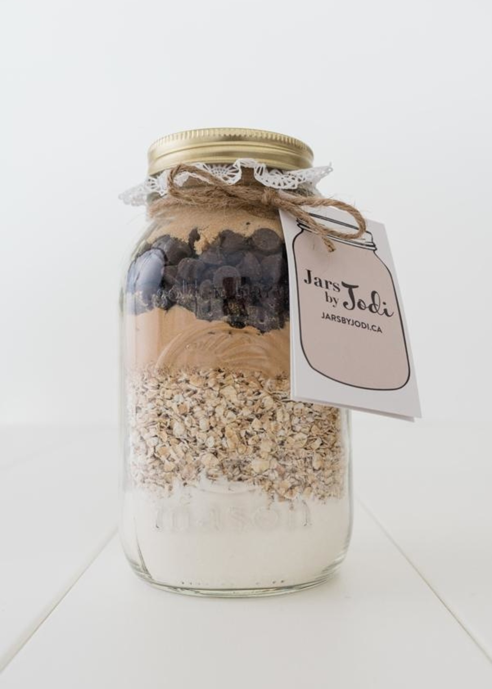 Jars By Jodi Chocolate Chip Lactation Cookies | Regular