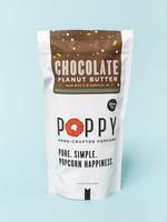 Poppy Handcrafted Chocolate Peanut Butter Popcorn
