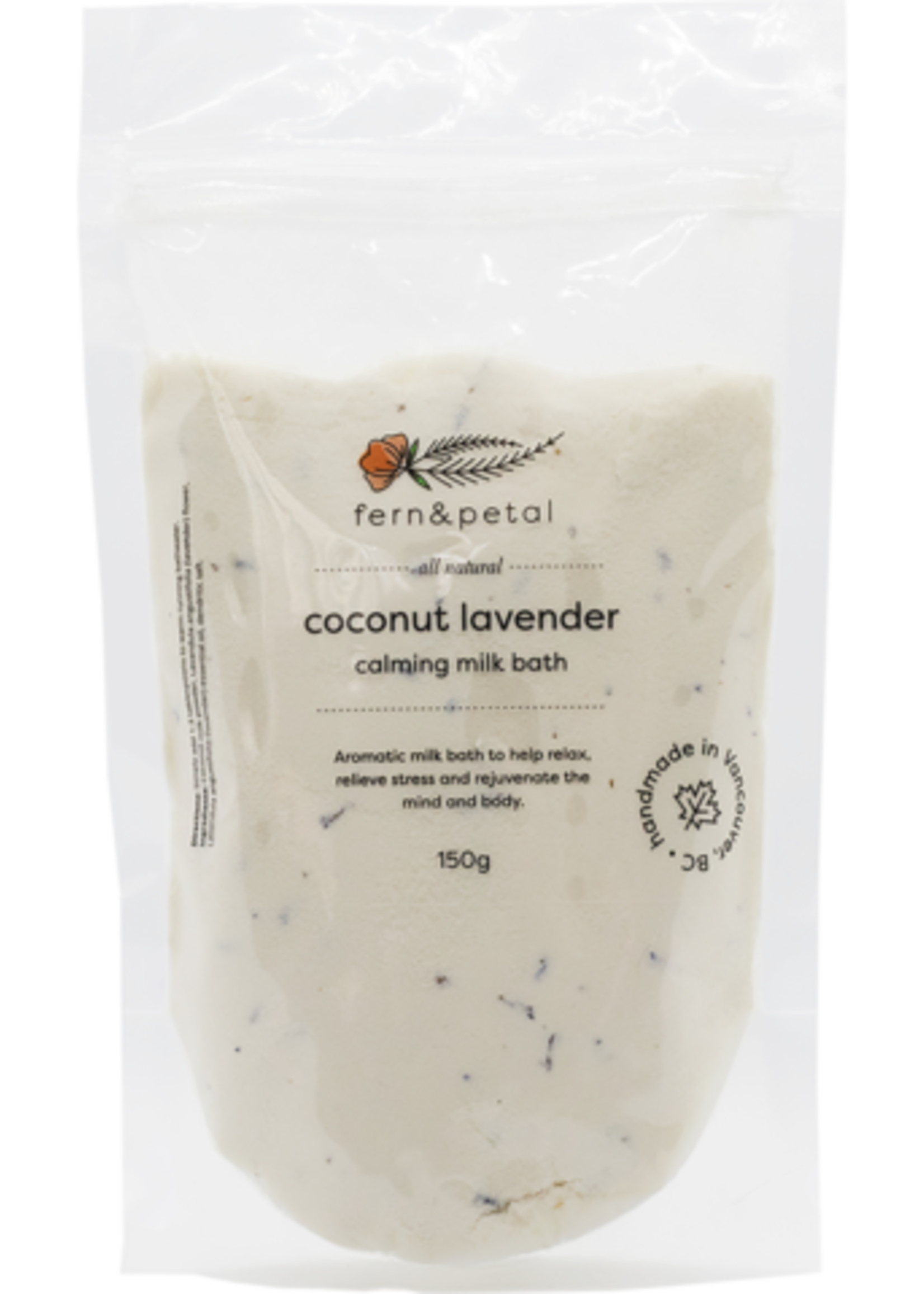Coconut & Lavender Milk Bath | 200g