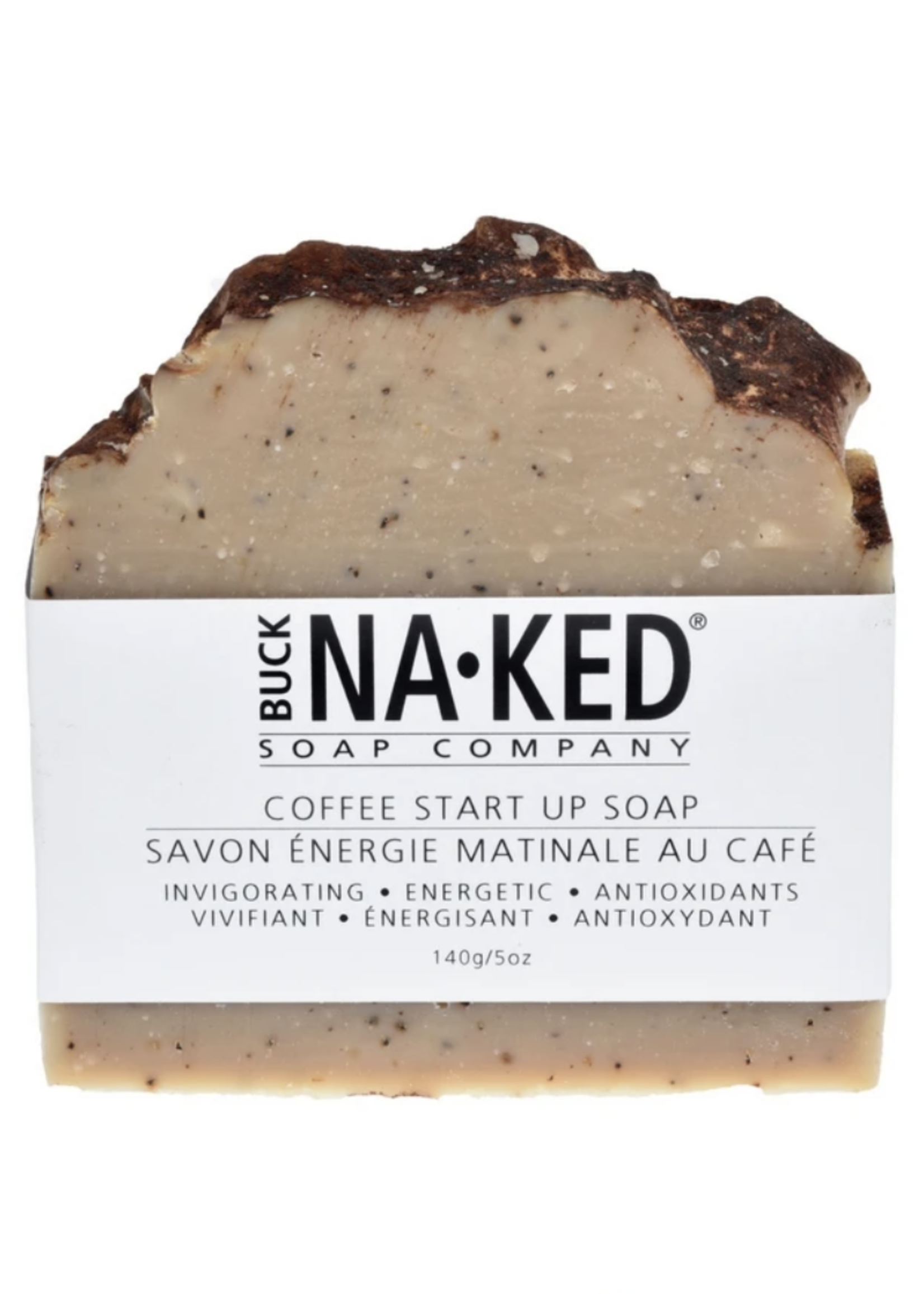 Buck Naked Soap Company Coffee Start Up Soap