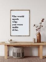 Williamraedesigns The World Needs…
