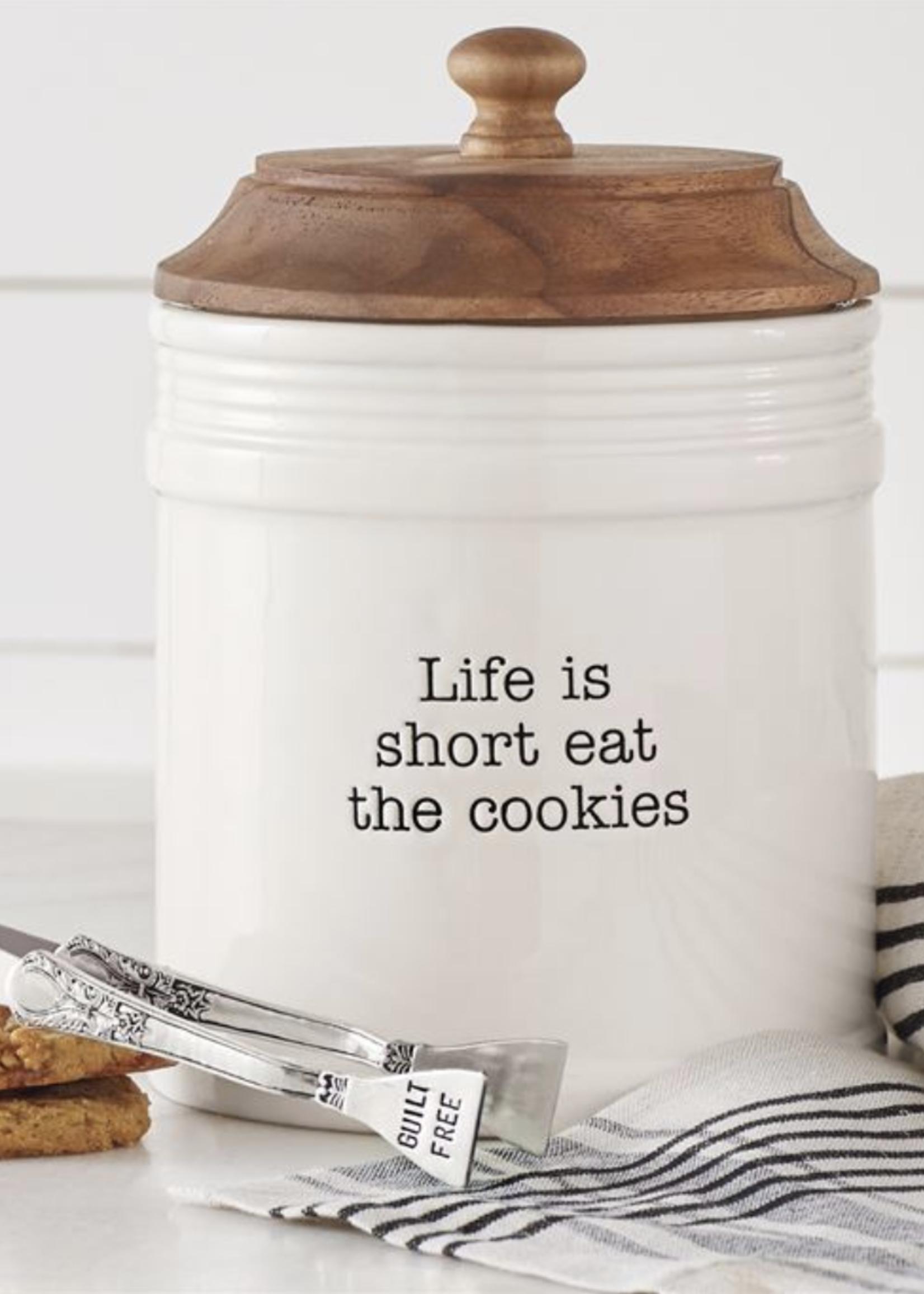 Mud Pie Cookie Jar Set