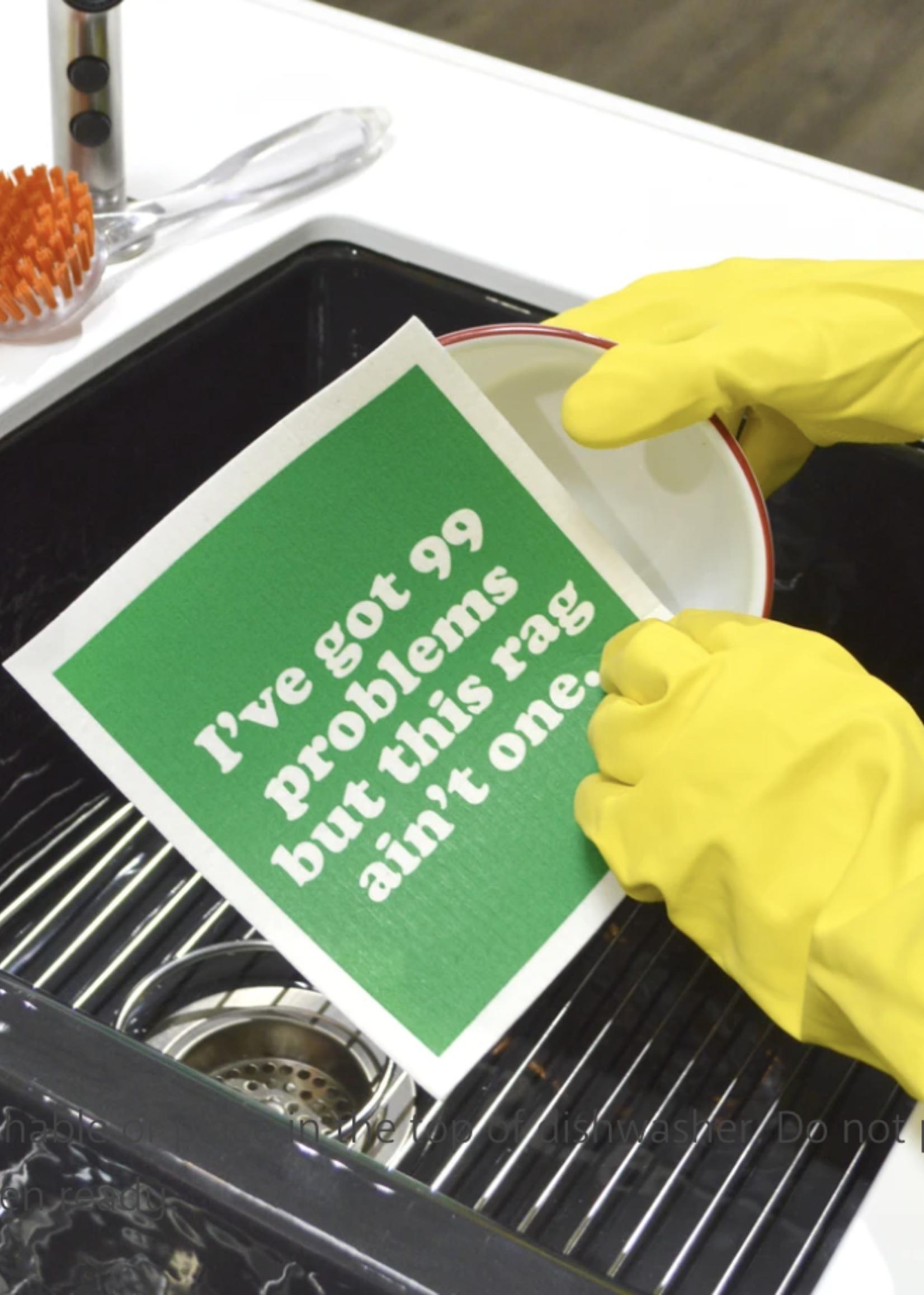 Boldfaced Goods Dirty Work Swedish Dishcloths