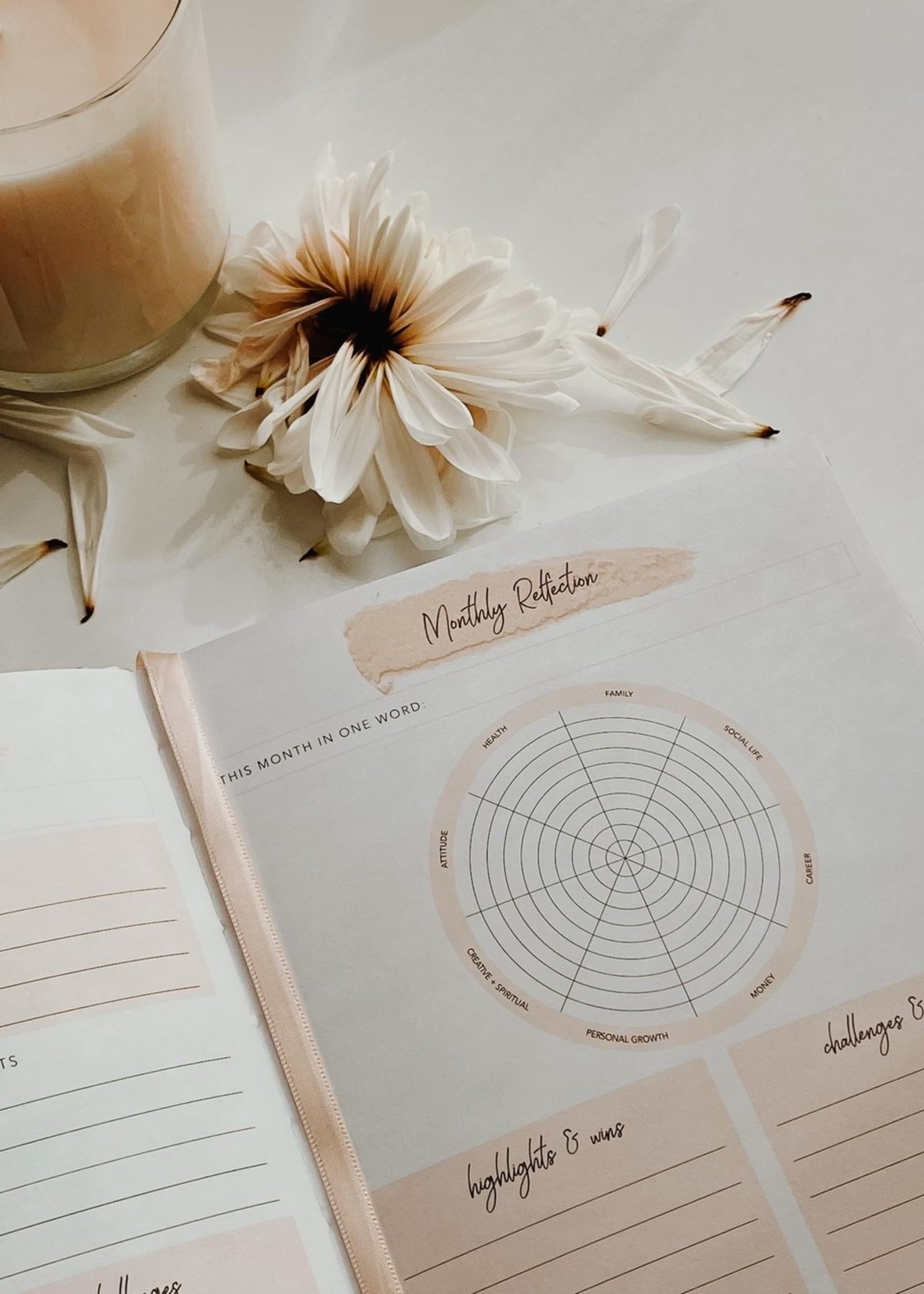 The Lamare Do It   Weekly Productivity Planner