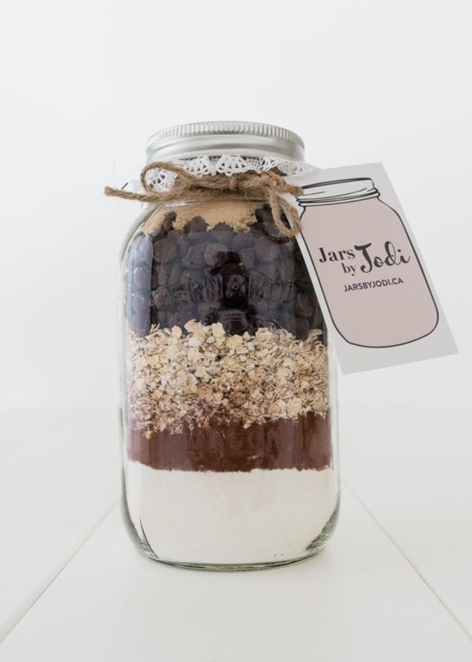 Jars By Jodi Double Chocolate Cookies   Regular