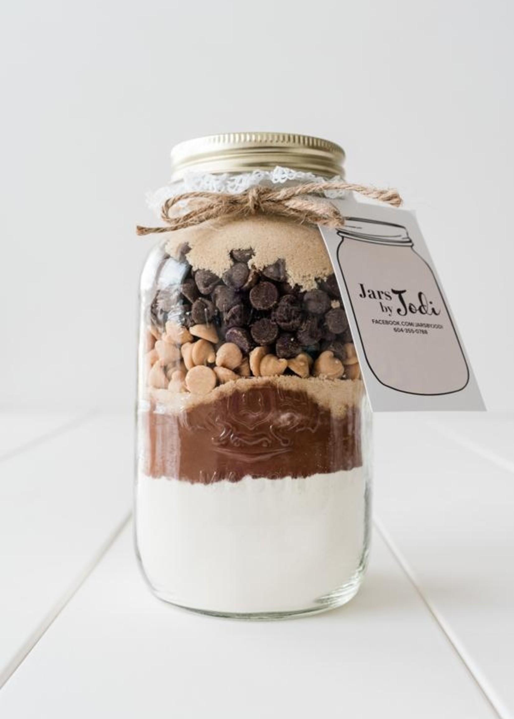 Jars By Jodi Double Chocolate Muffins