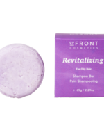 Upfront Cosmetics Revitalizing Shampoo Bar for Oily Hair