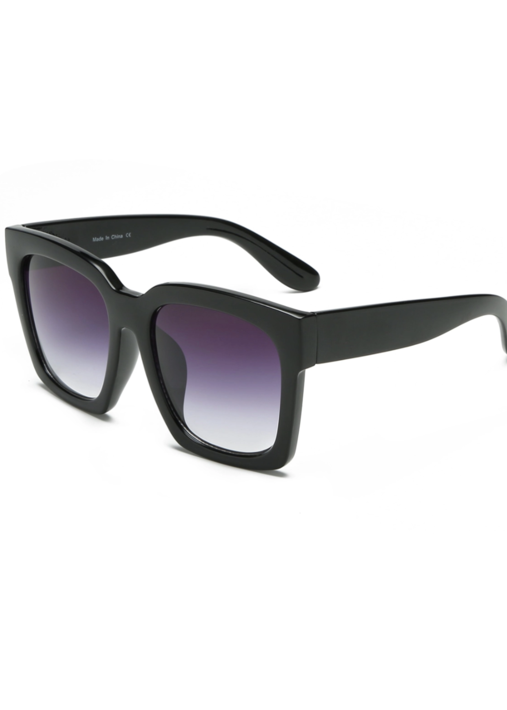 August Avenue Eyewear DTLA   Oversized Frame Sunglasses