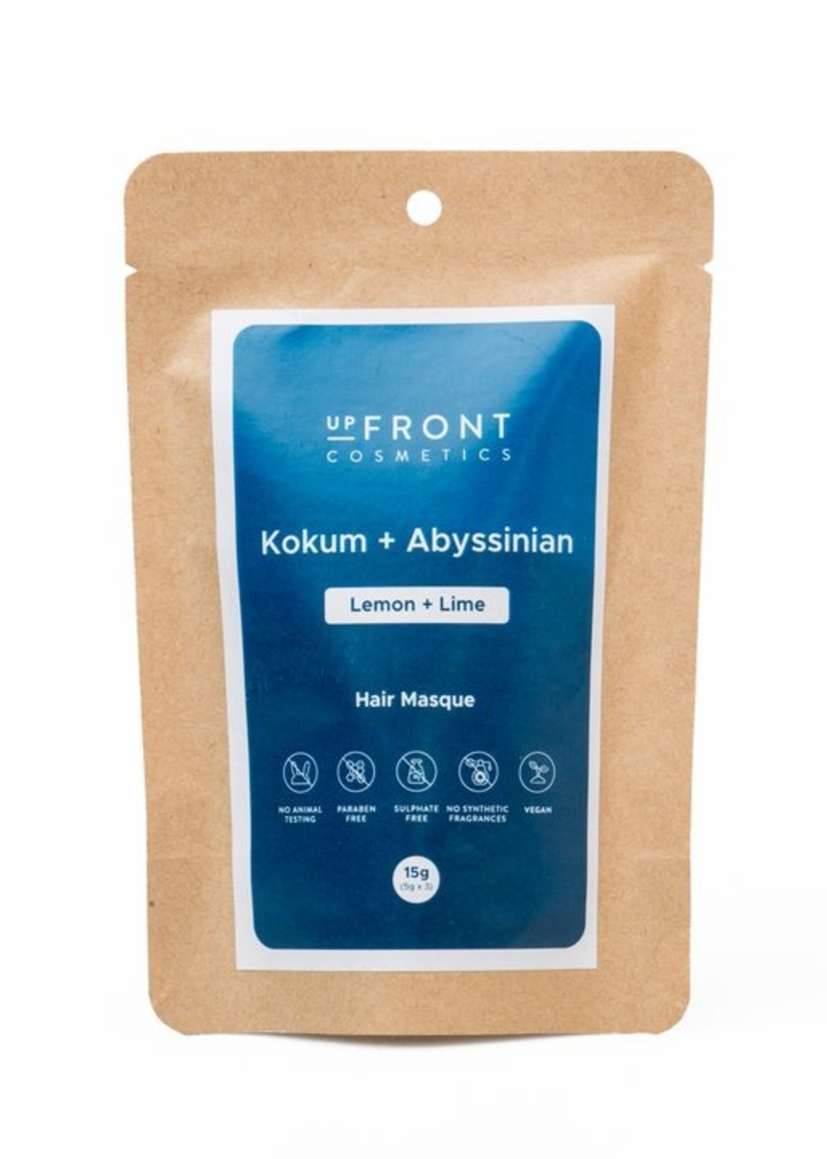 Upfront Cosmetics Kokum + Abyssinian Hair Masque