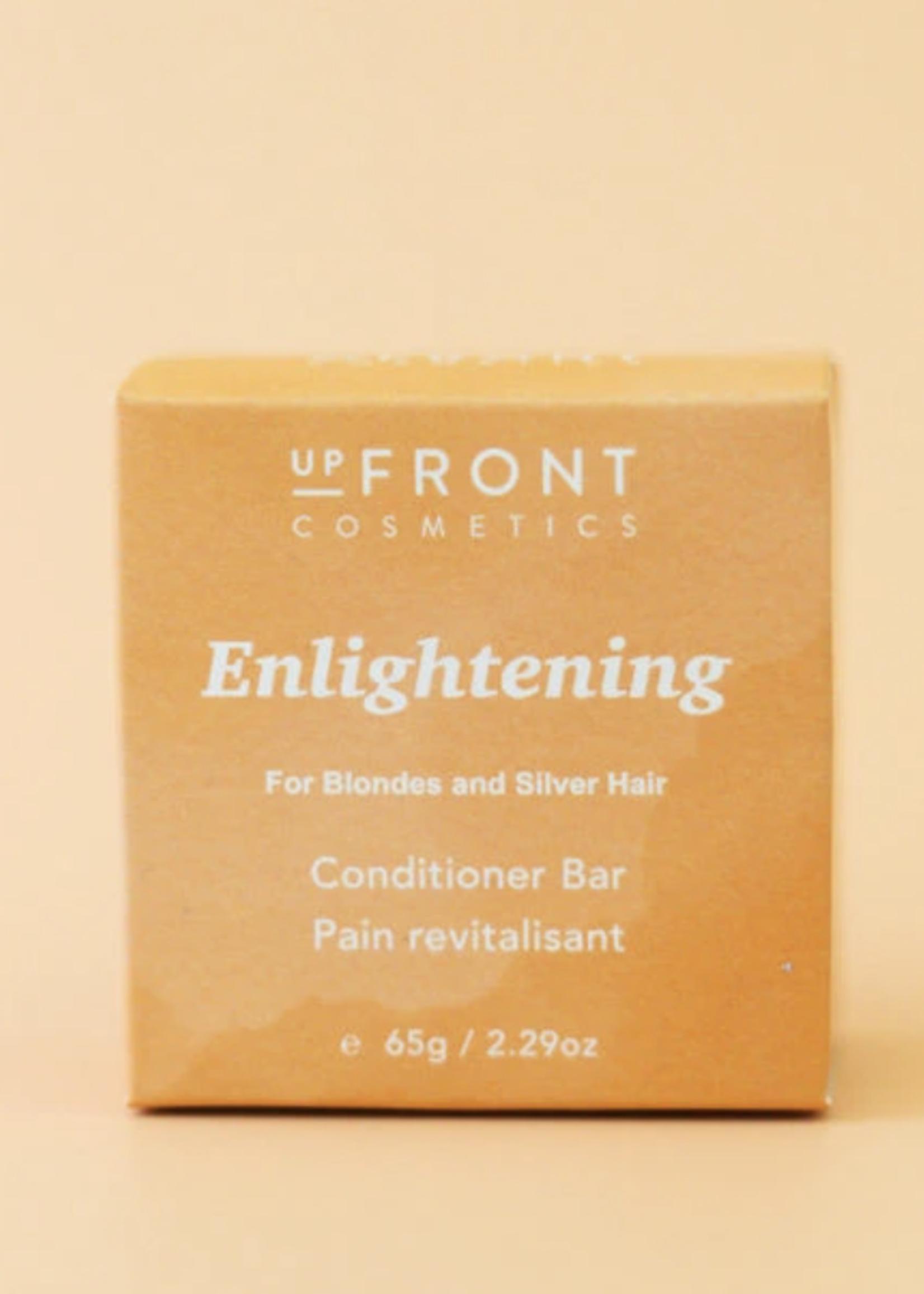 Upfront Cosmetics Enlightening Conditioner Bar