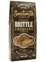 Sweetsmith Candy Co. Espresso Brittle