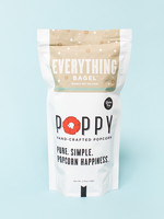Poppy Handcrafted Everything Bagel Popcorn