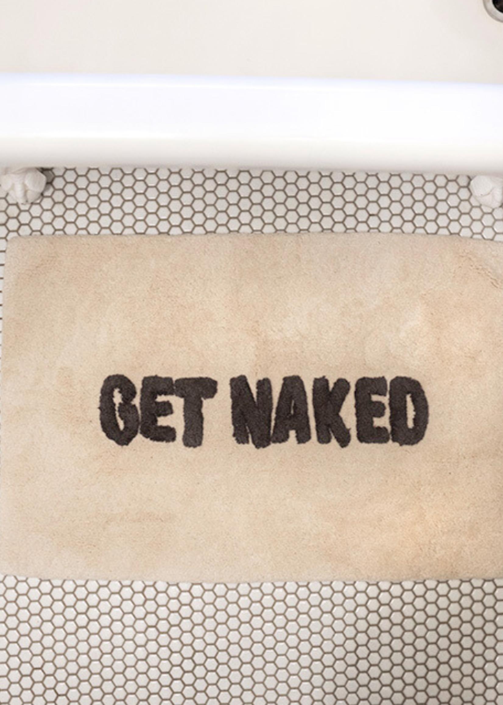 Indaba Trading Co Get Naked Bath Mat