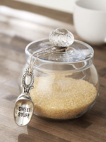 Mud Pie Glass Sweets Jar
