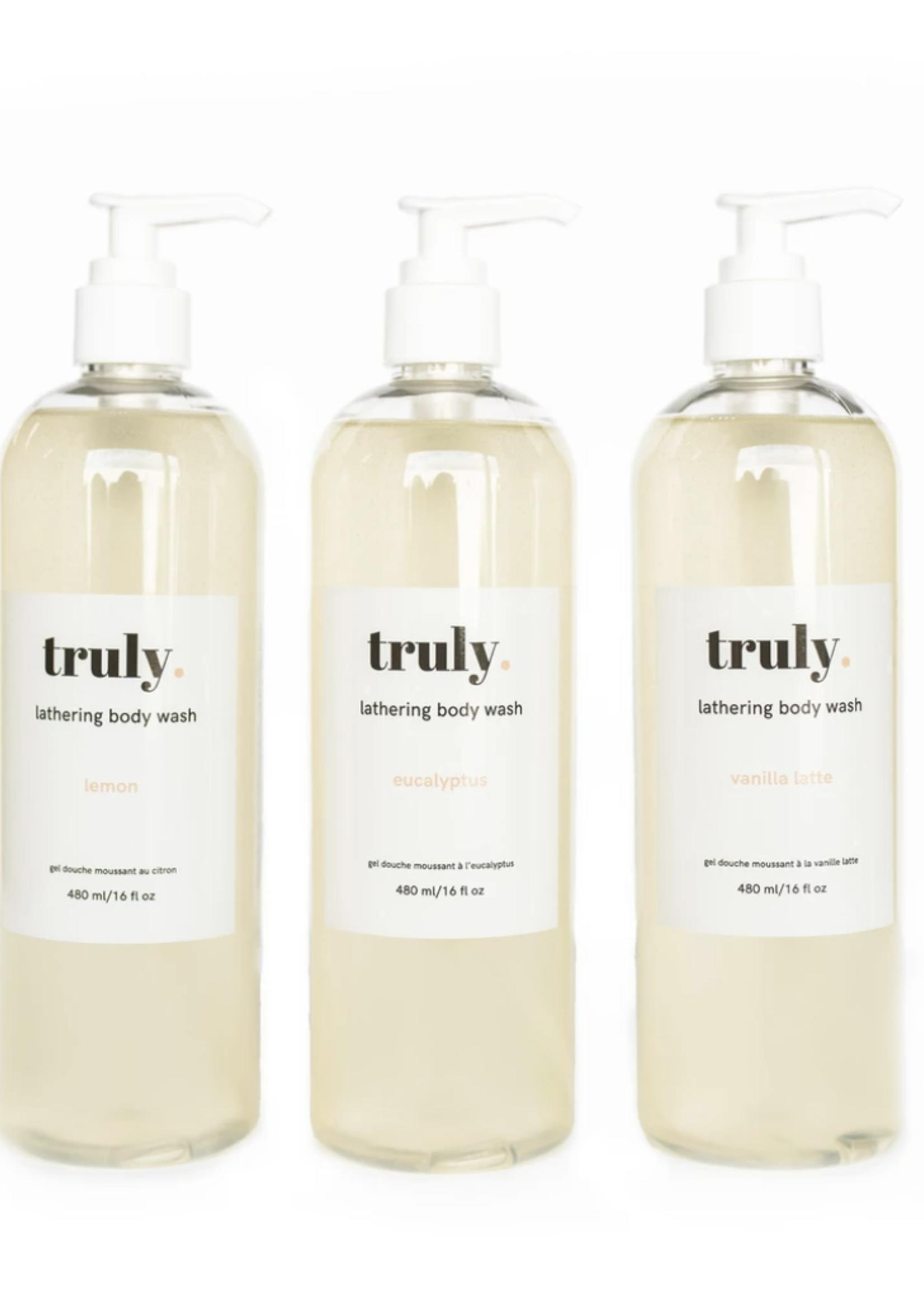 Truly Lifestyle Brand Truly Body Wash