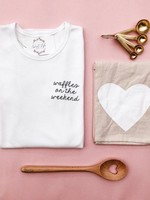 The Sweet Life Apparel & Gifts Waffles on the Weekend Thermal Top