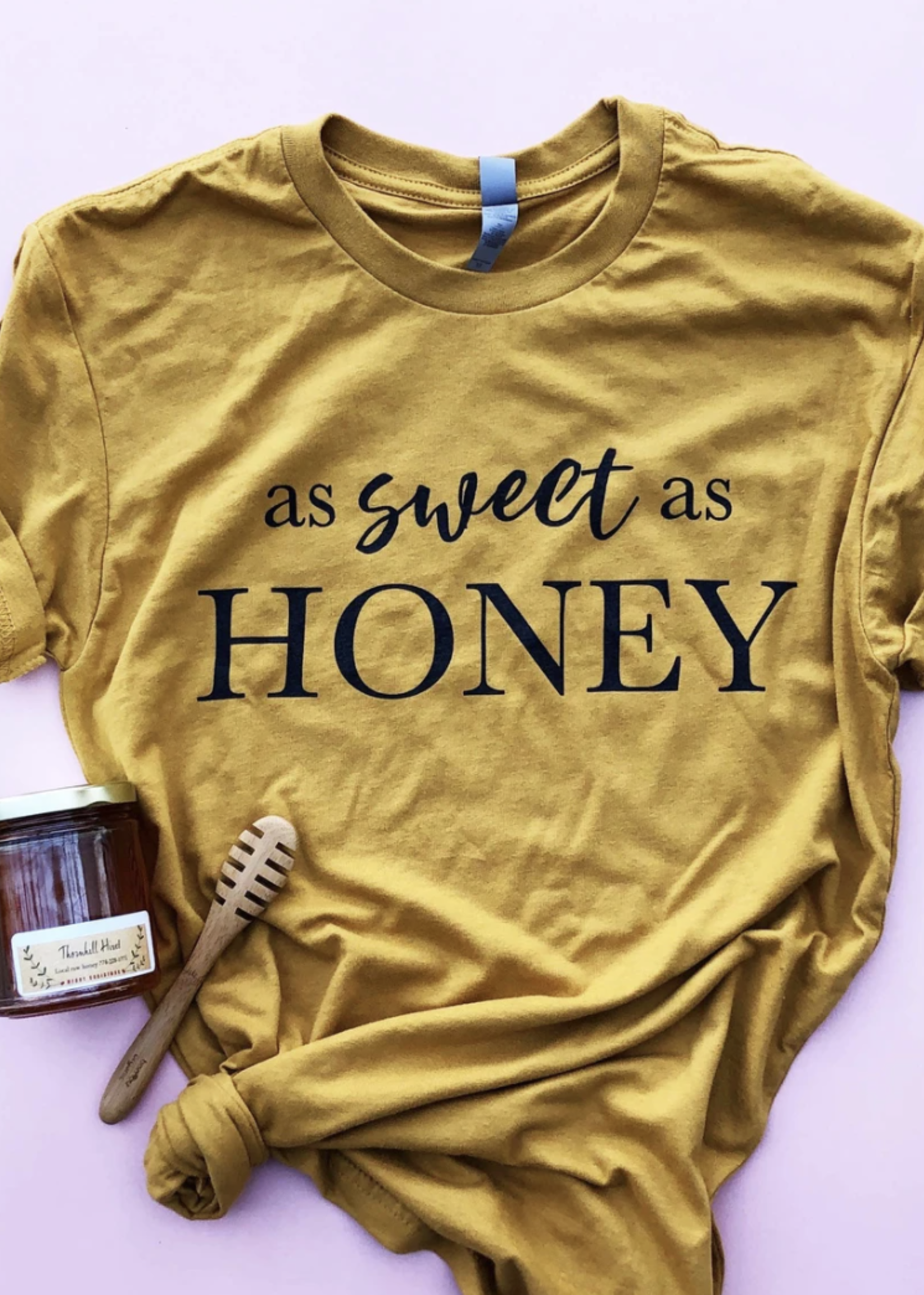 The Sweet Life Apparel & Gifts Sweet As Honey Tee