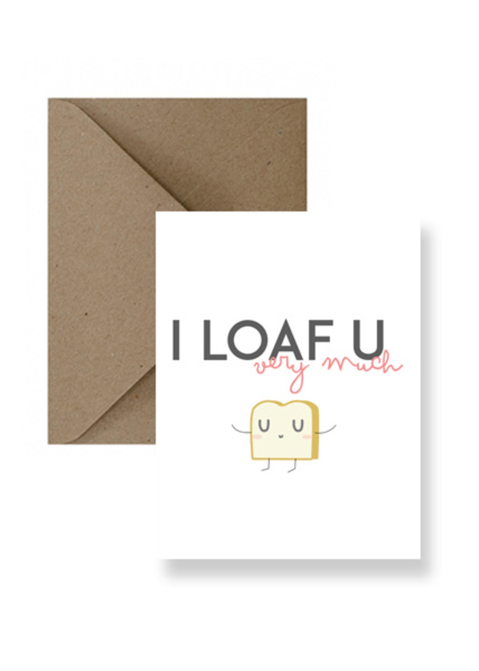 IMPAPER I Loaf You