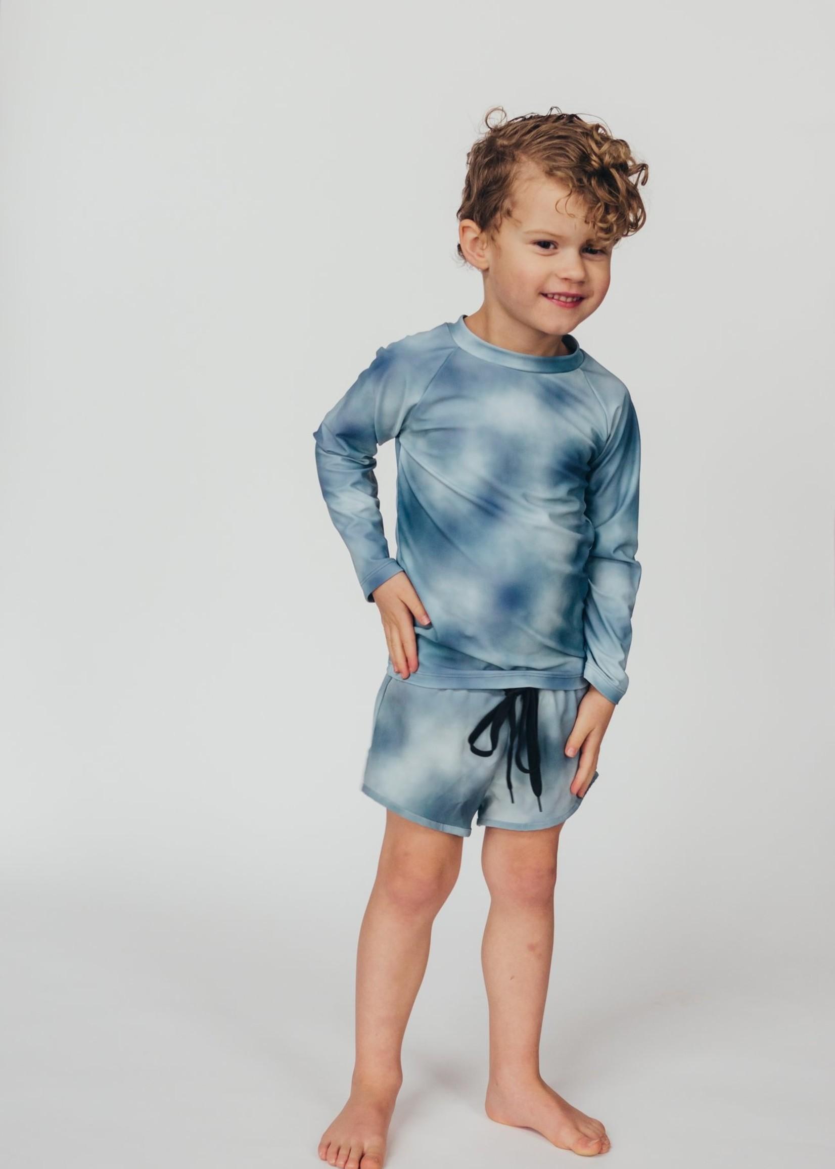 Current Tyed Clothing Long Sleeve Rashguard