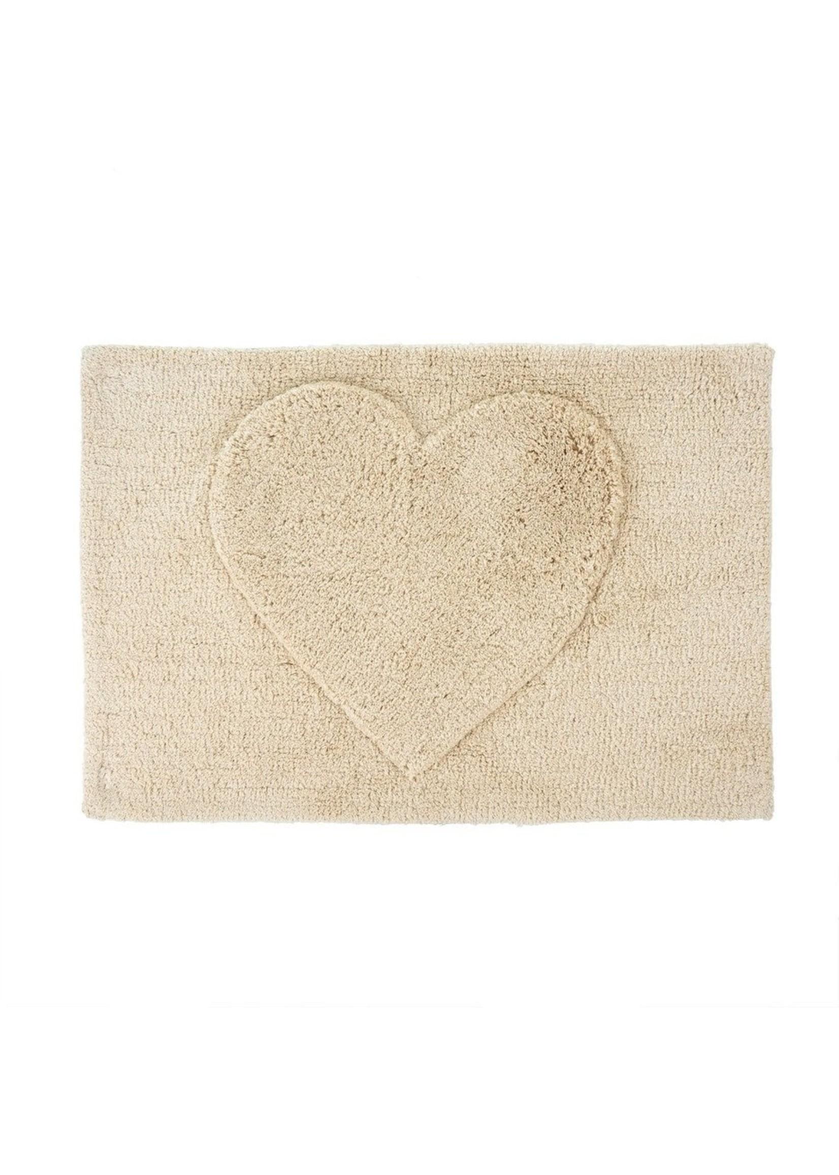 Indaba Trading Co Love Bath Mat