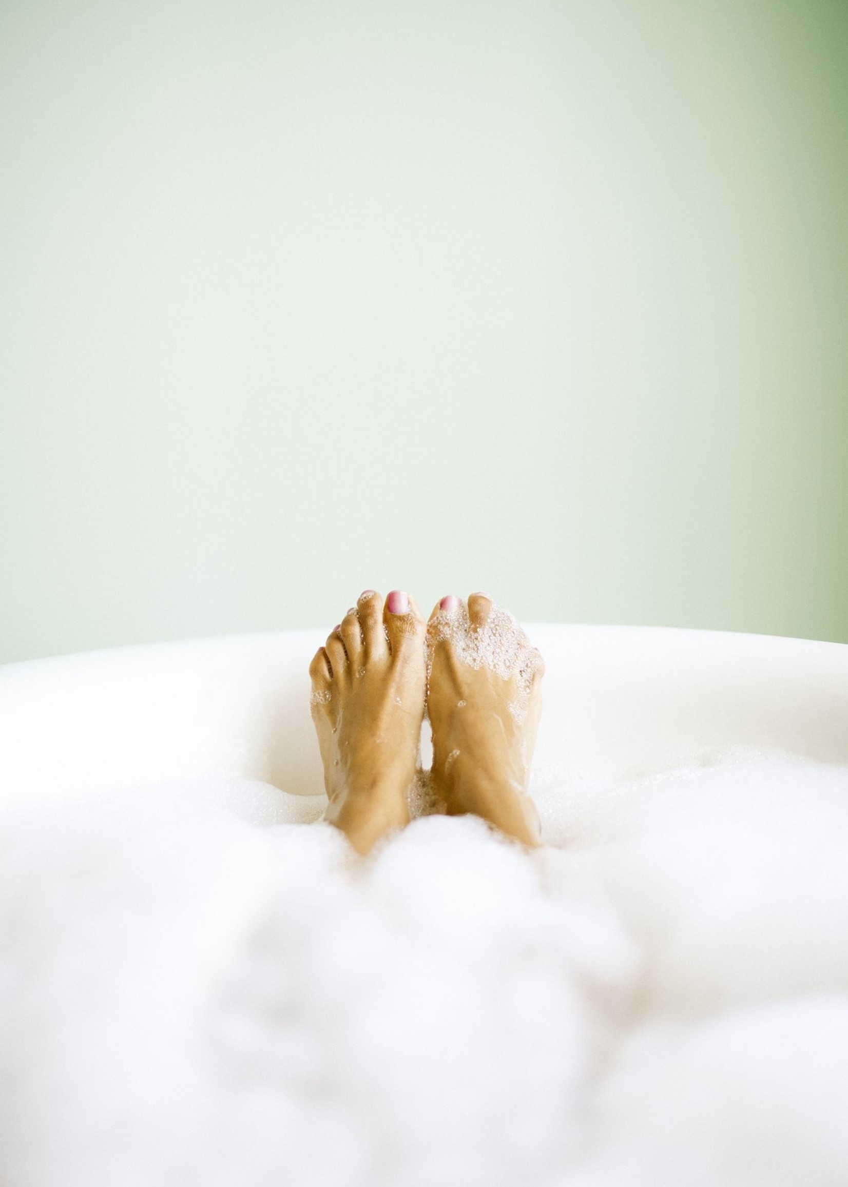 Luxury Bubble Bath