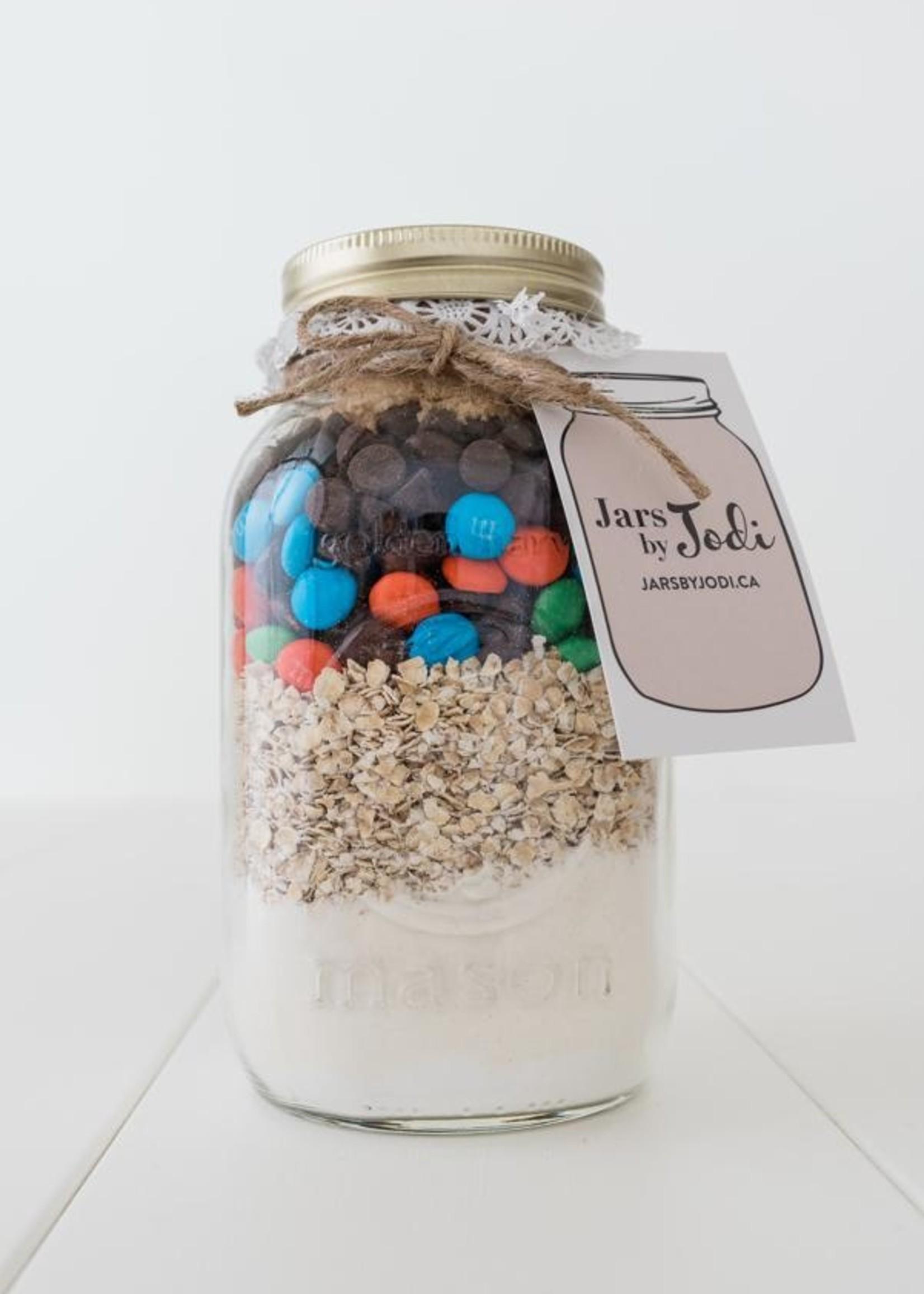 Jars By Jodi M&M Chocolate Chip Cookies | Regular