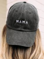 Friday + Saturday Mama Baseball Hat