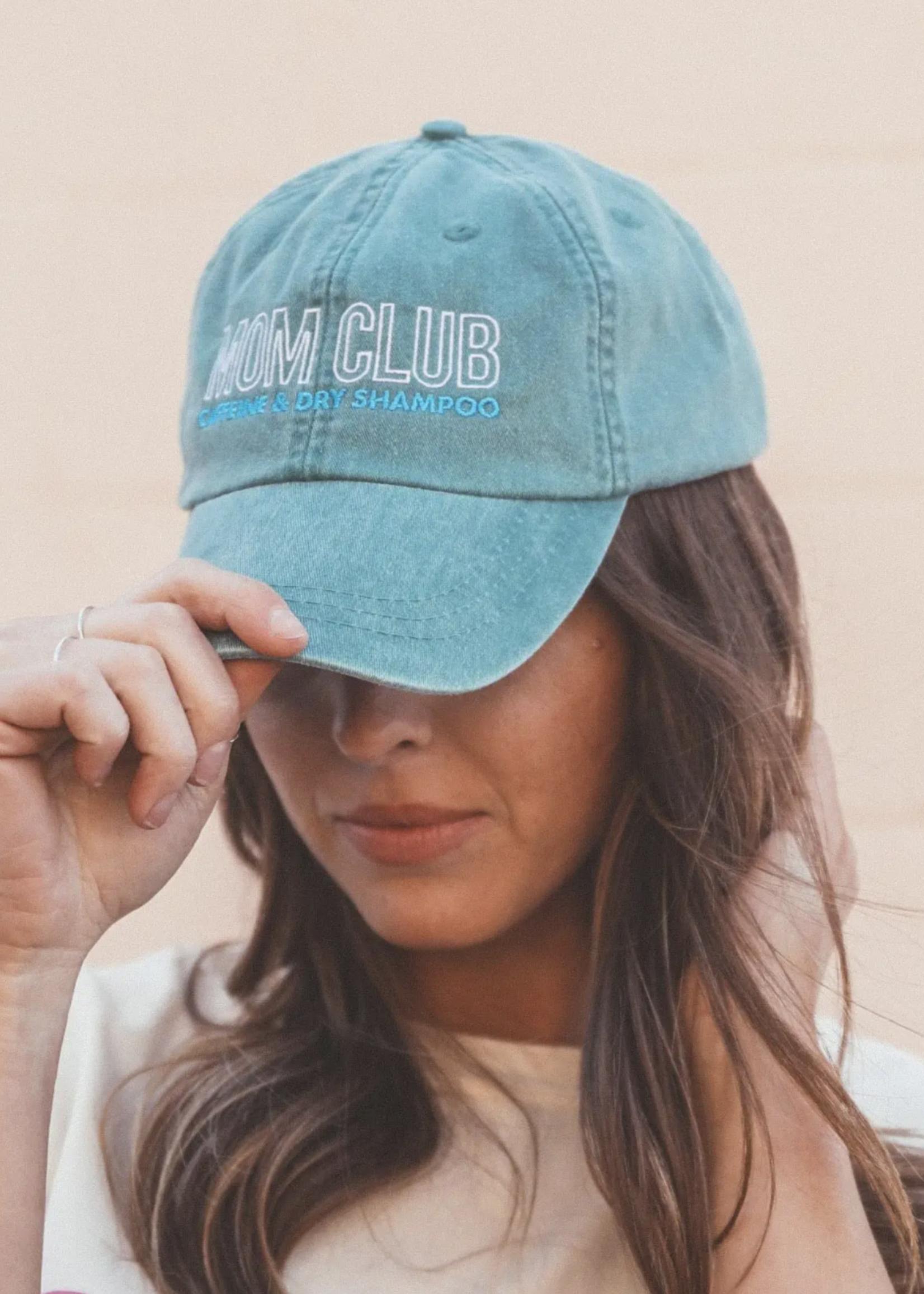 Friday + Saturday Mom Club Baseball Hat
