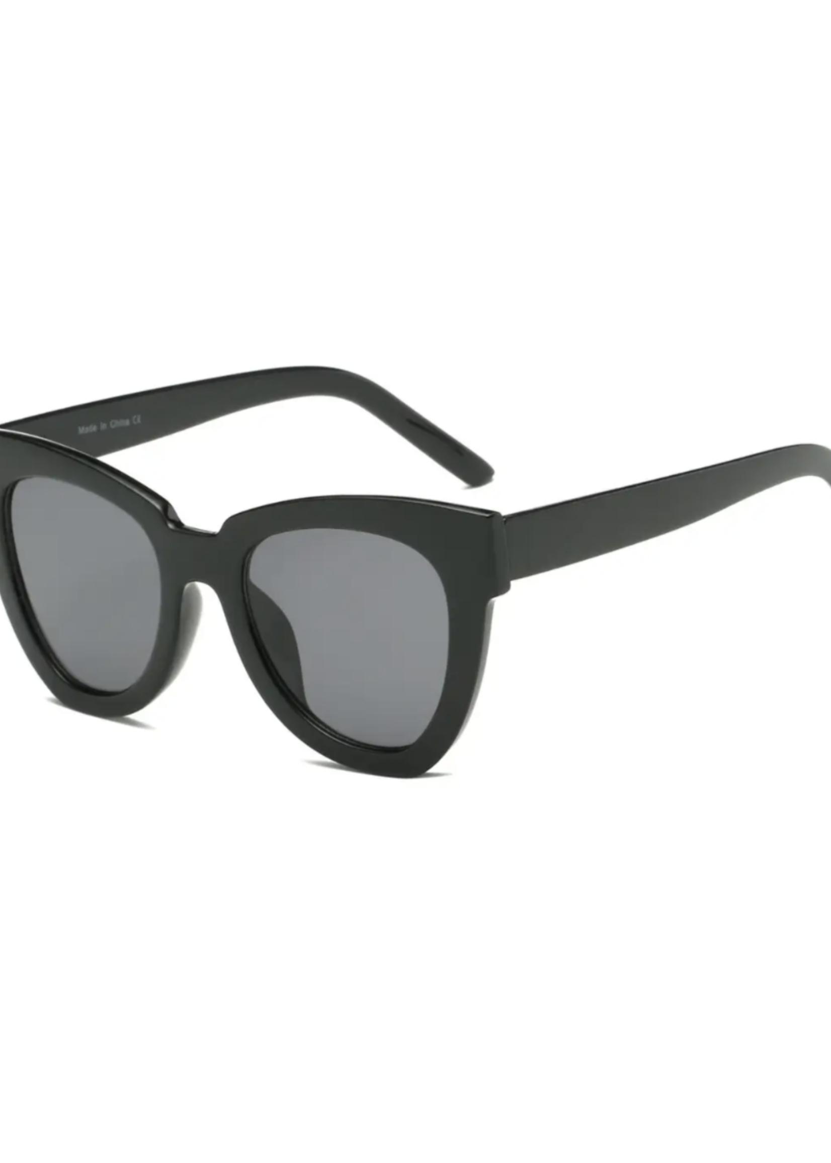 August Avenue Eyewear Nashville   Thick Framed Sunglasses
