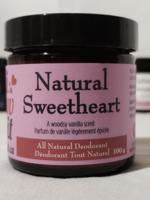 I Luv It Deodorant Natural Sweetheart Deodorant