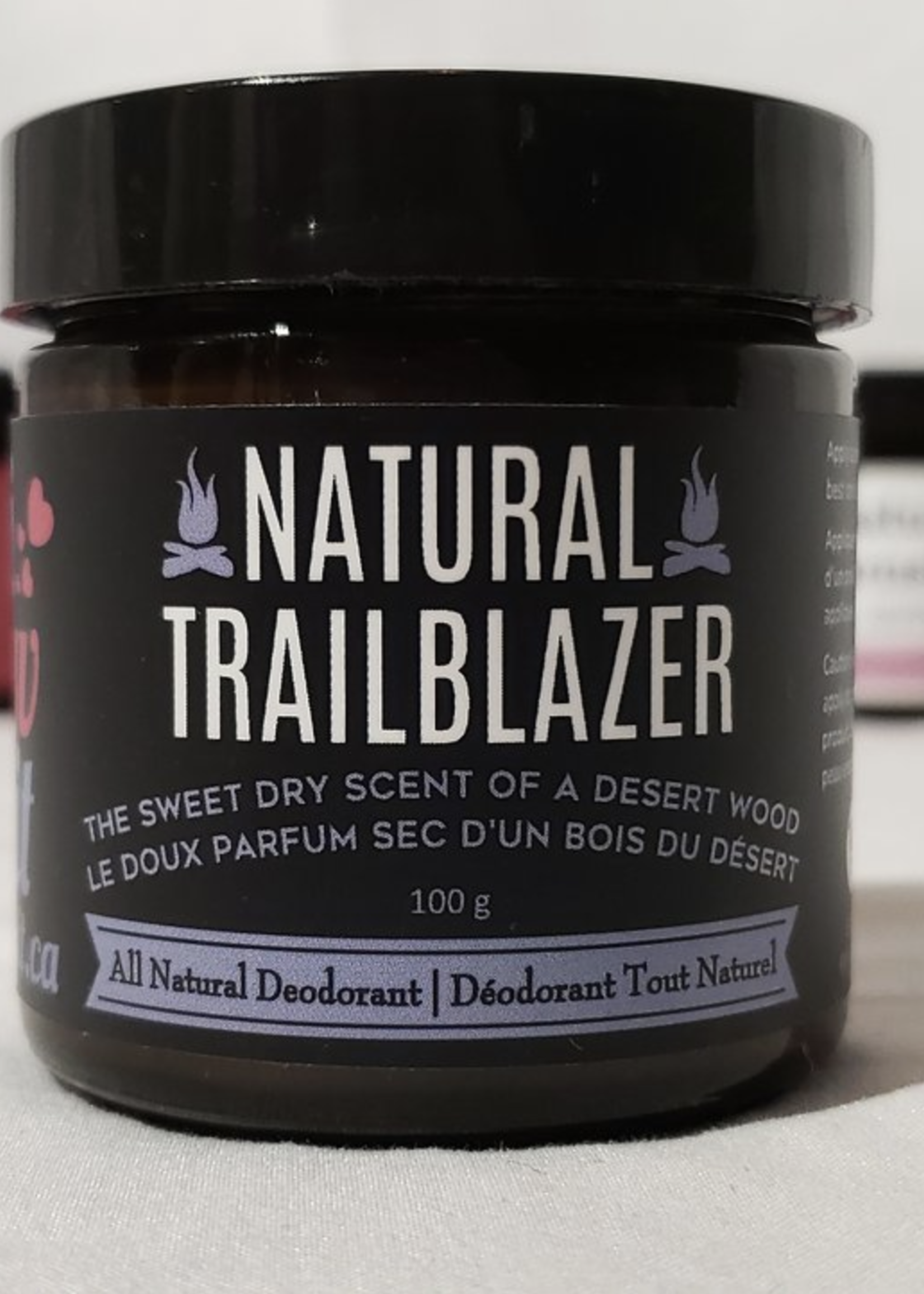 I Luv It Deodorant Natural Trailblazer Deodorant