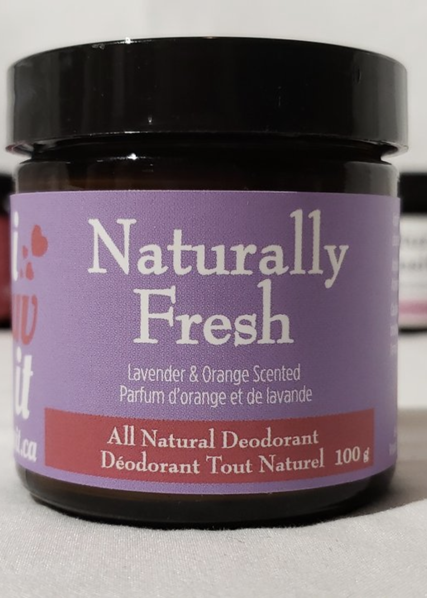 I Luv It Deodorant Naturally Fresh Deodorant